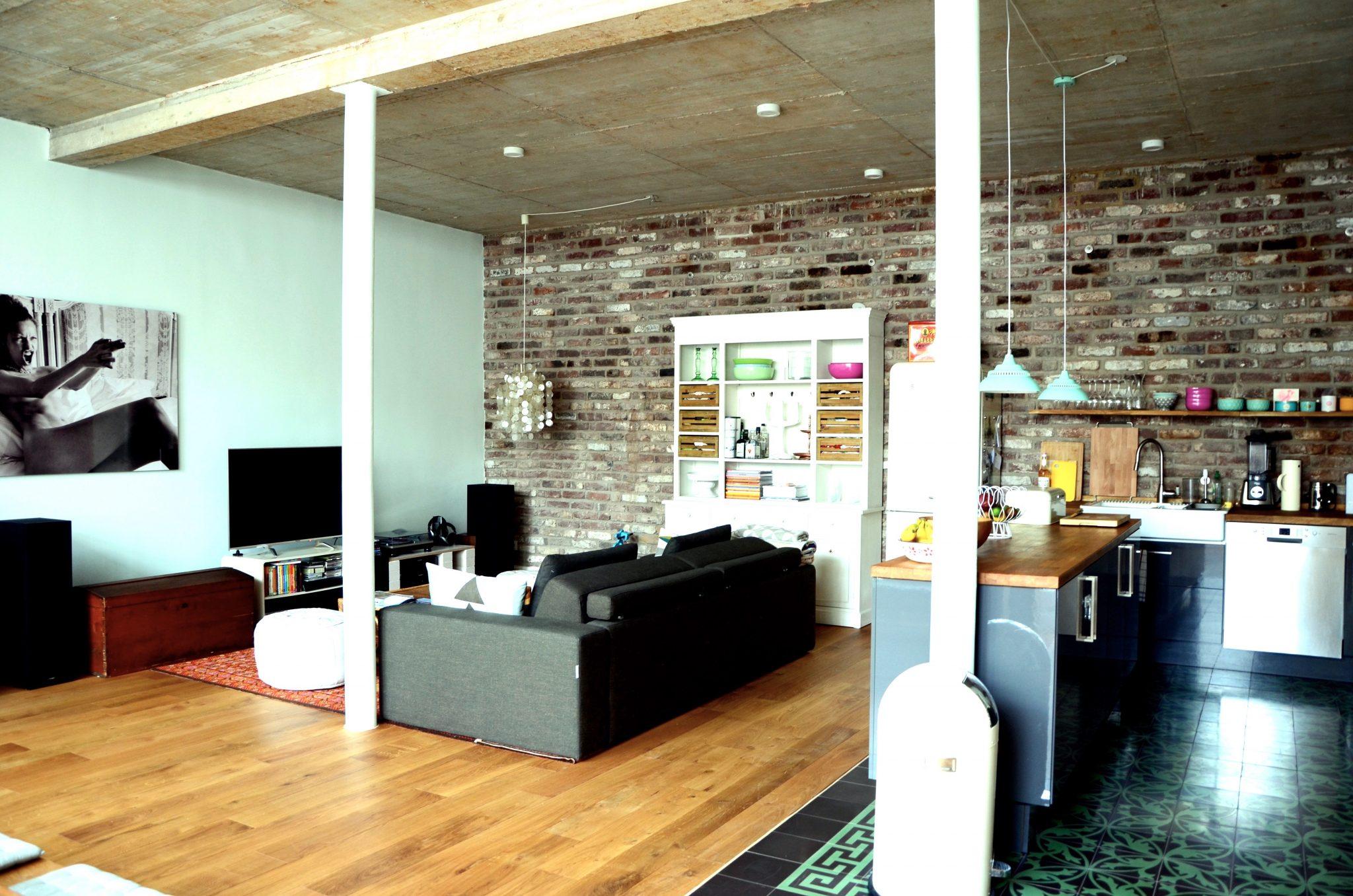 umbau einer schreinerei zum loft in k ln unser herzensprojekt als blog. Black Bedroom Furniture Sets. Home Design Ideas