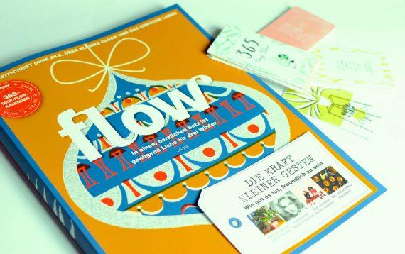 Flow - Zeitschrift über Glück