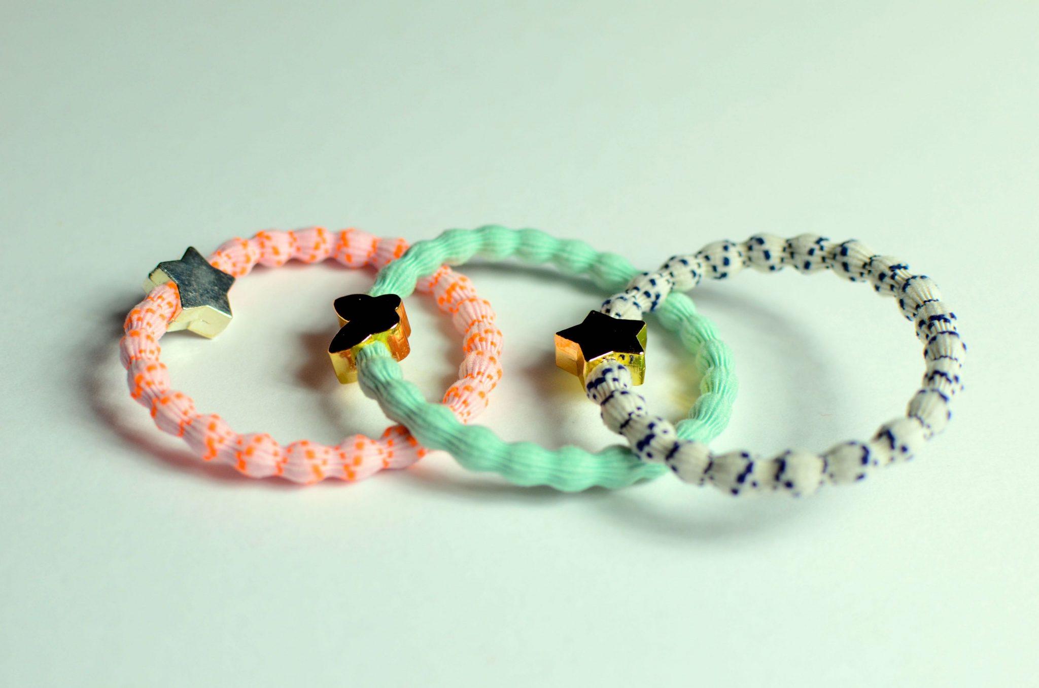 süßes Haarband mit Stern - Haarband mit Schmetterling