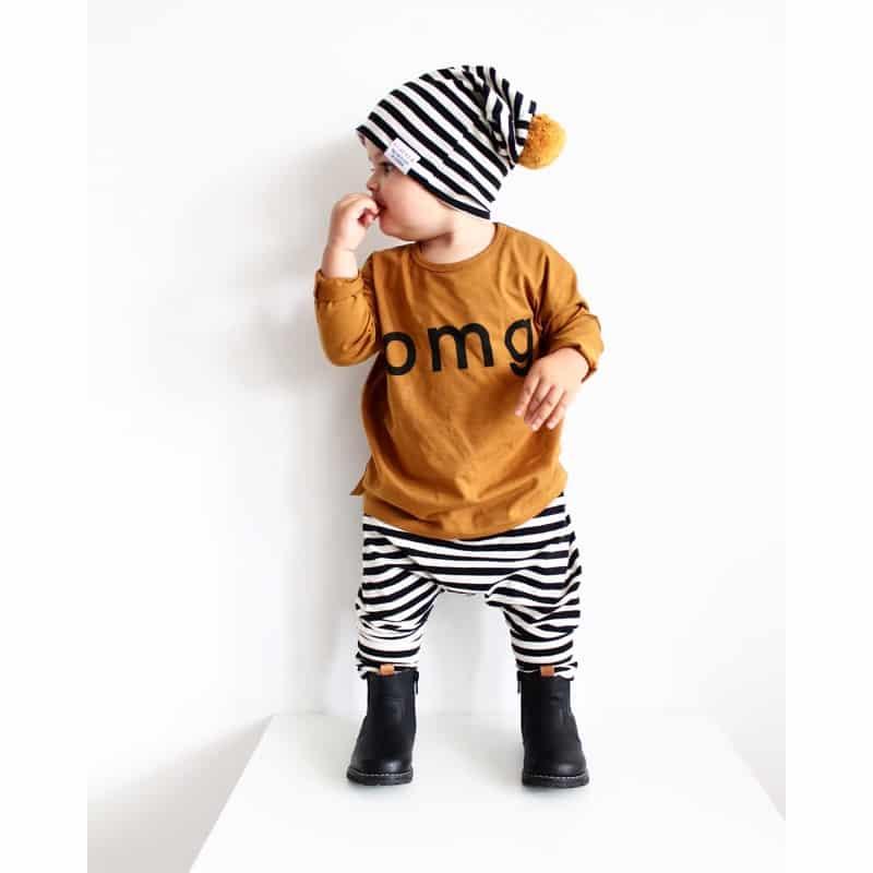 Die schönsten Online Shops für Kinder süße Haremshose Beanie Kids