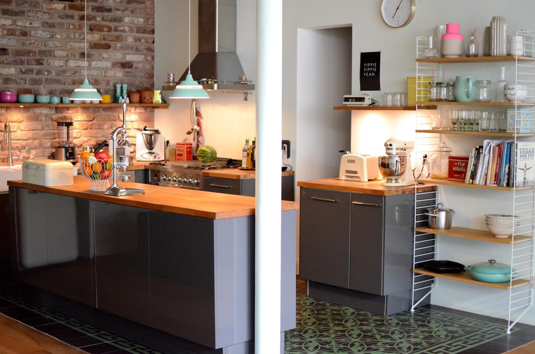 Projekt Loftausbau Wie Man Eine Offene Küche Perfekt Ins