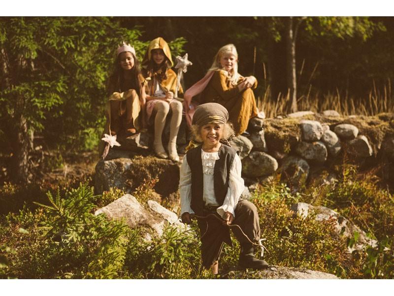 Die schönsten Online Shops für Kinder Piratenkostüm Baumwolle